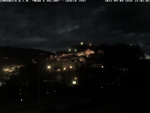 webcam cascia