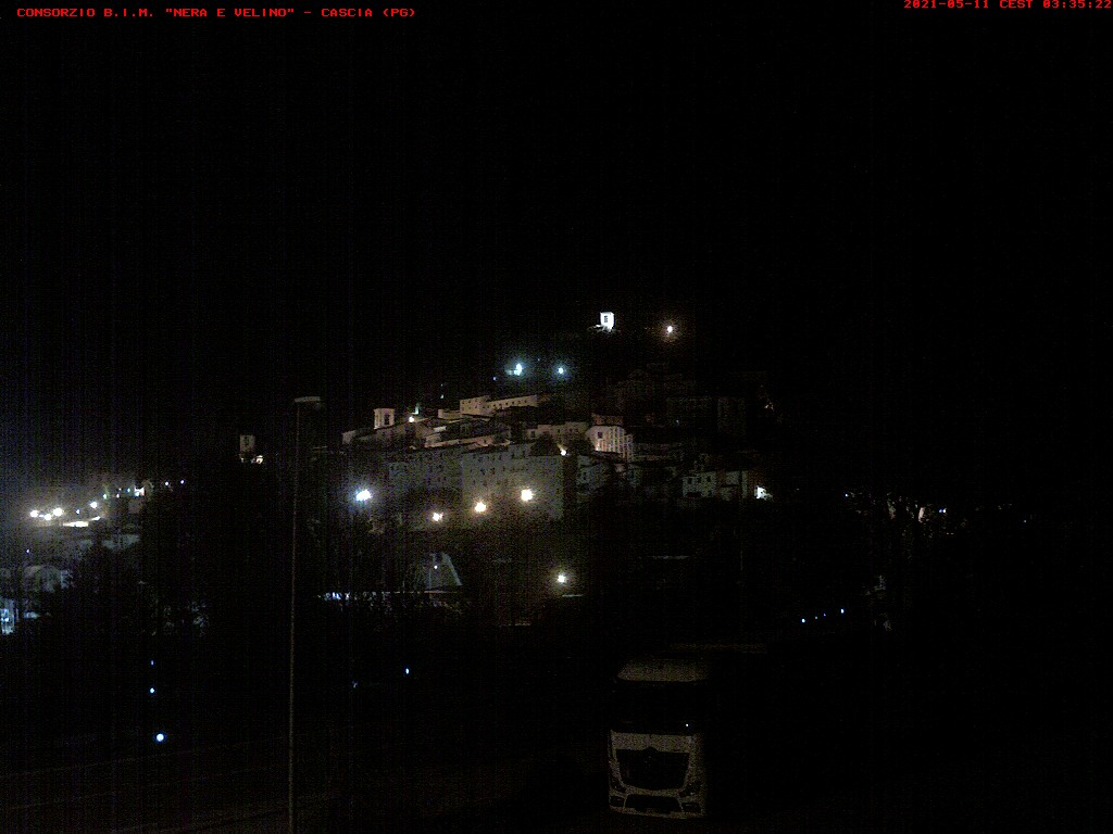 Webcam di Cascia - BIM